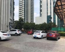 (出售)万达广场一期紧邻大门口!停车方便!租金20万!