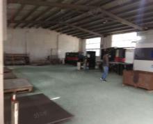 (出租)出租秣陵凤凰村单层厂房1300平米(两个车间),檐口高度4米