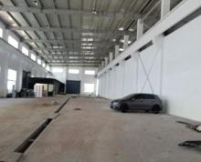 (出租)薛家 标准形象厂房 850平 层高7米 有行车 大车好进出
