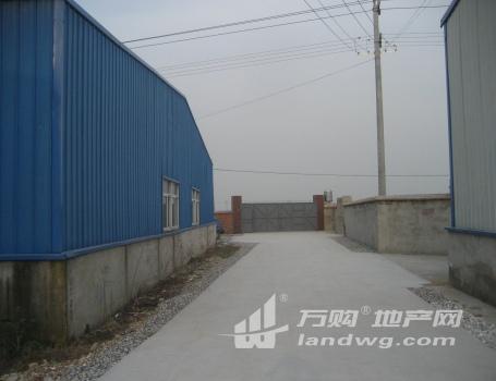 瑶海 厂房出租3900平米,附近有周谷堆建材城长江大市场