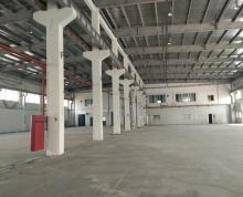 (出租)胜浦7600平一楼标准厂房可分割出租产证齐全大车好进出