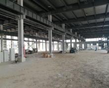 (出租)肥西钢结构5800平招租(可架行车 配套办公室宿舍)