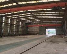 (出租)重工机械厂房高18米长120X宽24米x4跨可分租50吨行车