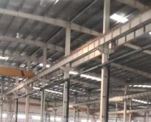 (出租)东台城东新区标准独栋厂房仓库(层高13.5米带行车)