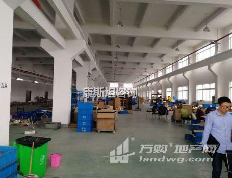 南通通州区新出3000平 单一层机械厂房有5吨行车 价格便宜