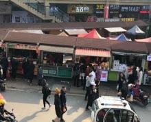 (出租)(南京义乌商品城门面出租)10平方小吃一条街,人流不断