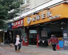 (出售)永辉超市附近小区门口沿街面宽15米,月租2.1万!