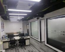 (出租)万达旁兴阳商务大厦150平豪装办公家具齐全提包办公