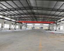 (出租) 江阳工业园厂房2000平米 带行车两台 宽18米 起吊高8米