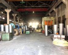 (出租)惠山区标准机械厂房1000平配有行车