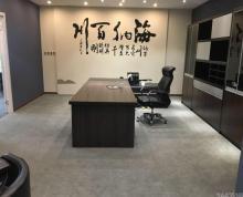 (出租) 苏宁睿城 精装整租 带办公家具 一线江景办公 看房