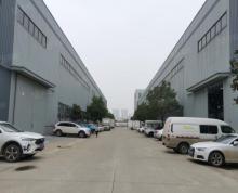 (出租)滨江开发区3000平单层厂房有行车半挂车进出
