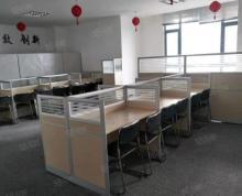 (出租)530平方精装修,朝阳户型有办公家具,办公隔断