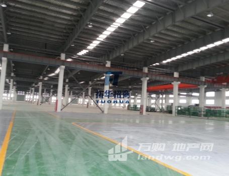 滨江开发区9000平方米单层厂房出租