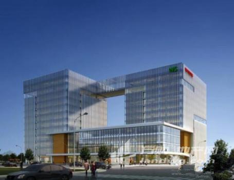 南站商圈 甲级写字楼 双地铁 元枫国际大厦 十年包租 准现房