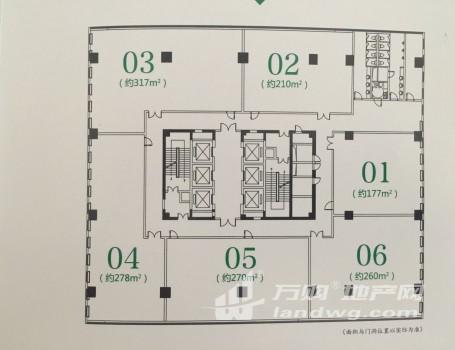中胜新城科技园万得旁康缘智汇港双地铁园区食堂品质物业