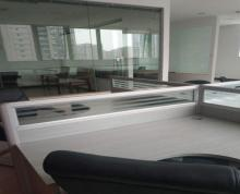 (出租) 绿地瀛海写字楼,独立隔间,全套办公用品,户型方正