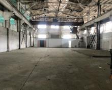 (出租)一楼标准厂房仓储,独立门进出