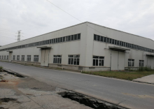 (出租)高新开发区1000平钢结构厂房层高九米