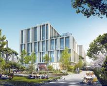 南大校友高标准花园总部办公及智能高标准厂房