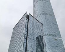 (出租)国金中心半层1600平湖景办公 单价110含税可谈