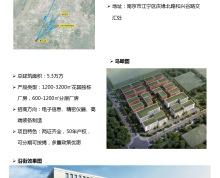 江宁谷里南京科创中心产业园600-6000平厂房