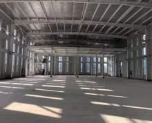 1800平钢结构厂房,层高10米,行车10吨