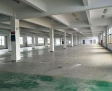 城西二楼1800平米厂房出租