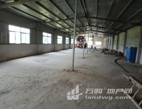 (出租)淳化土桥上合大道单层钢结构厂房800平米