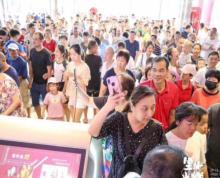 台江热门购物中心260平米餐饮旺铺招商调整,周客流量10万