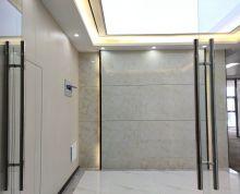 河西奥体 新城科技园龙熙大厦精装配家具 电梯口 采光好