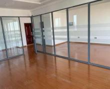 (出租)开发区深圳路小火车河畔花城写字楼玻璃隔断101平米精装