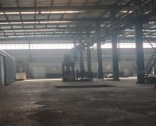 (出租)镇江新区钢结构厂房,厂房方正,有行车,交通非常便利!