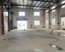 (出租)标准厂房带行车,水电齐全,面积300平方。