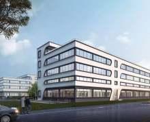 出售花园式厂房+办公楼,50年产权,邻地铁近高速