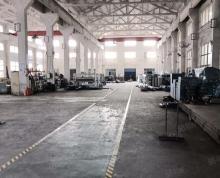 (出租)堰桥西漳工业园区2380平方厂房出租3台行车