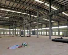 (出租)经开区独栋5233平全新单层钢构厂房仓库出租可架10吨行车