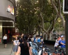 秦淮区淮海路商圈 沿街商铺出租 重餐饮业态不限 正规的商铺