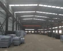 (出租)滨江开发区2000平单层厂房配备十吨行车