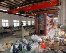 (出租)陆渡1500平独栋单层厂房 有航车 行业不限 近上海