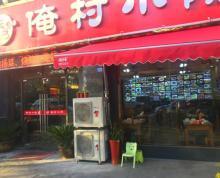 (出售)马群麒麟门 年租金16万沿街门面对外出售 可开烧烤店龙虾馆