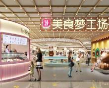 (出租)镇江以主题ip装修的美食街区
