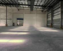 (出租)洛社4000平米高平台库,消防等级丙二类,有喷淋,进出便利。
