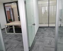 (出租)正对电梯口,凤凰国际大厦精装湖景带家具拎包办公