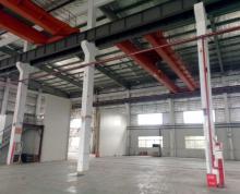 (出租)浒关一楼单层机械厂房1350平方出租带10吨行车