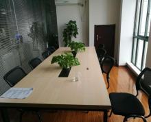 (出租) 万达附近新写字楼新装修300平米办公家具齐全