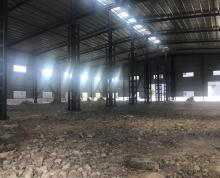 (出租) 标准钢构10000平方厂房出租