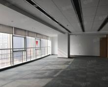(出租)金融中心,精装修,朝北大通铺落地窗,视野开阔,看房方便
