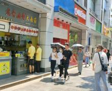 (出租)江宁区万人园区万科荟沿街一楼餐饮门面房东无转让费可餐饮业态不