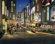 绿地缤纷广场 升值未来赢在现在 湖南路商业街 沿街商铺 绿地大品牌 现房交付 繁华商街